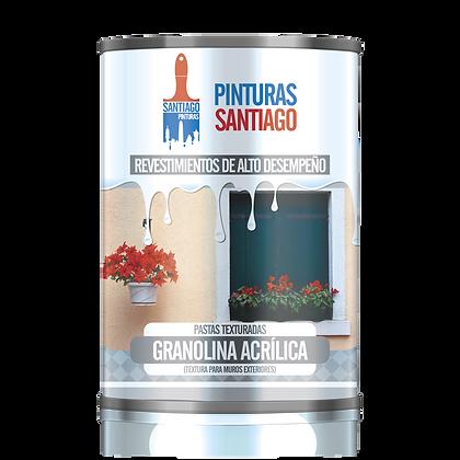 GRANOLINA ACRÍLICA (1 galón)