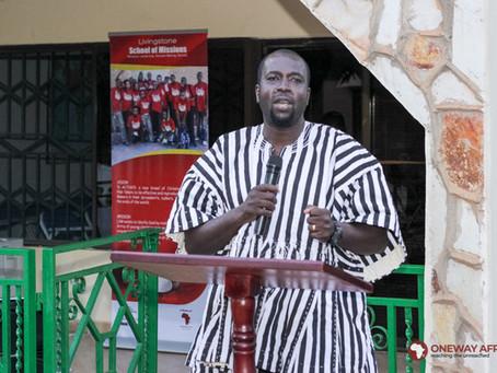 ONEWAY AFRICA: New Headquarters Dedicated in Ghana