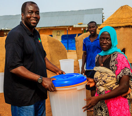 CLEAN WATER PROJECT: Living Water