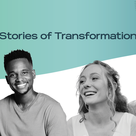 New podcast tells stories of life transformation