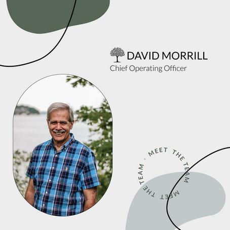 Meet the Team: David Morrill