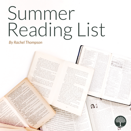 Recommended Summer Reading to Revitalize Your Life