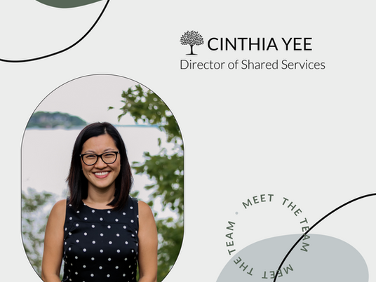 Meet the Team: Cinthia Yee