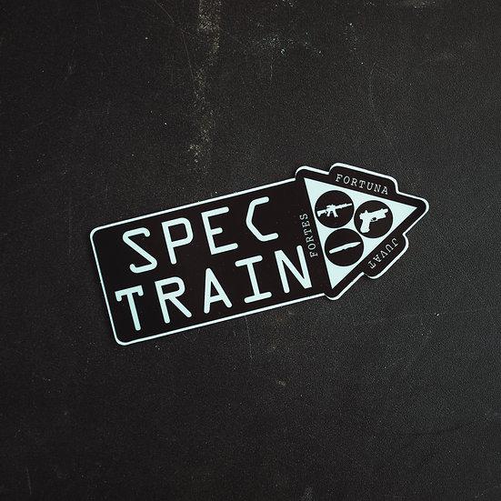Alpha Sticker
