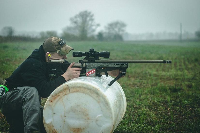 Precision Rifle - Critical Applications