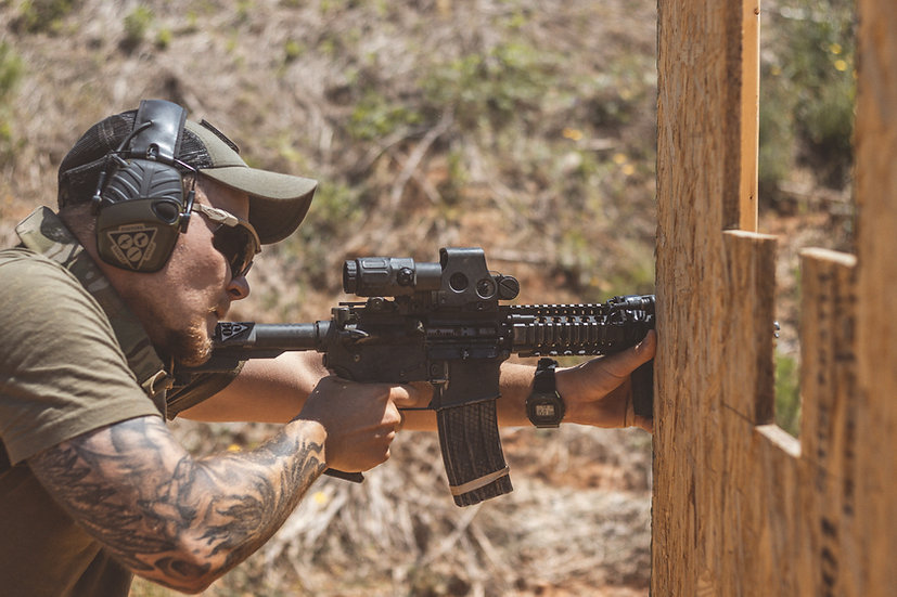 Critical Applications - Rifle