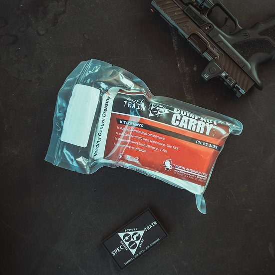 SpecTrain Compact Carry Med Kit