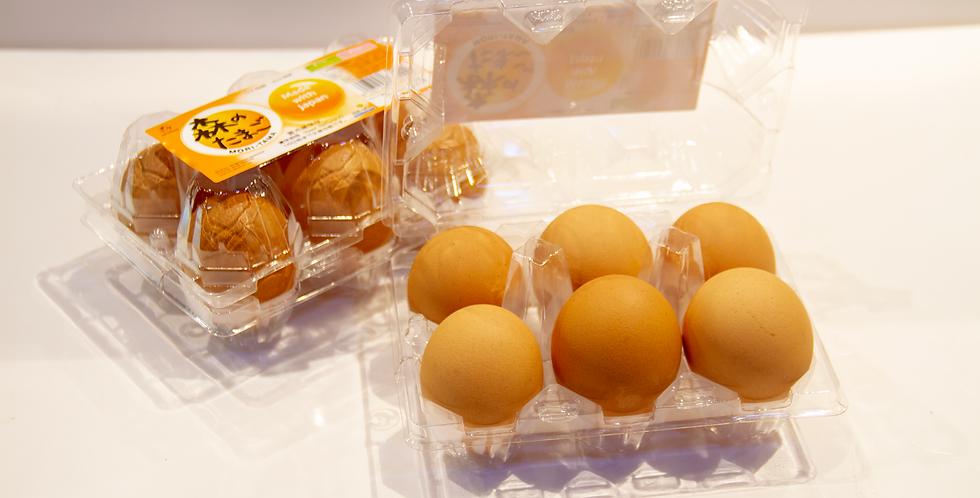 ISE Eggs Moritama Omega 3  (6 Pcs)