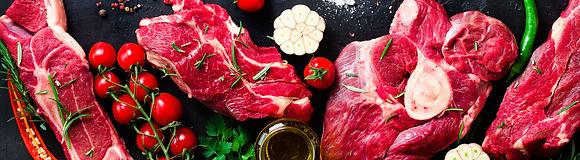 raw-fresh-meat-steak-with-cherry-tomatoe