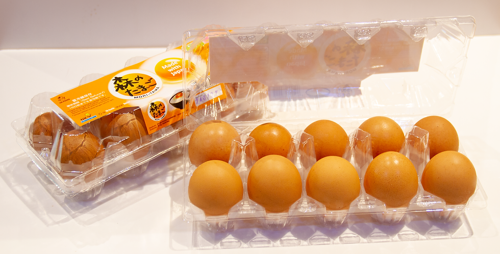 ISE Eggs Moritama Omega 3  (10 Pcs)