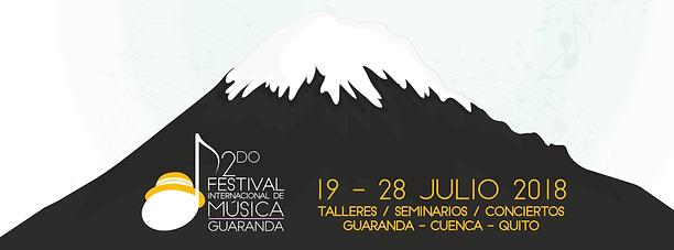 2do Festival de musica guaranda