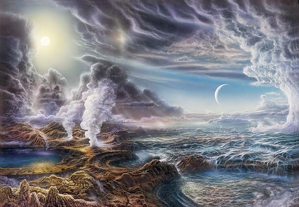 Yeryüzünde İlk Canlılar