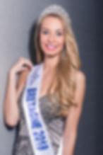 Emilie Bachellereau - Miss Bretagne 2018