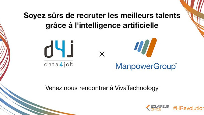 #Event - Contribution à Talent Connect / Viva Tech