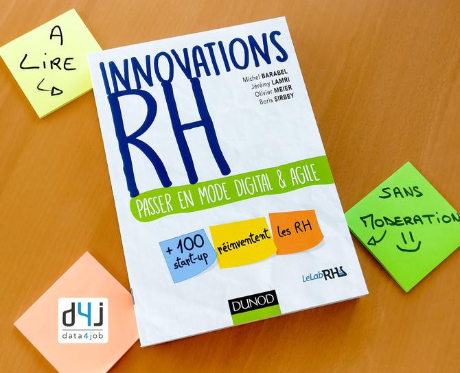 #Livre - Innovation RH - le LabRH et Dunod