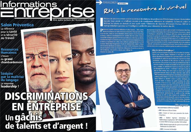 #Presse - Informations Entreprise