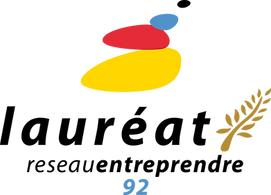 data4job logo réseau entreprendre 92