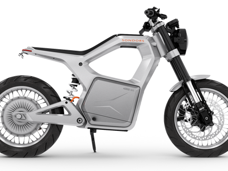 Top 5 things Sondors should include in their new MetaCycle Electric Motorcycle