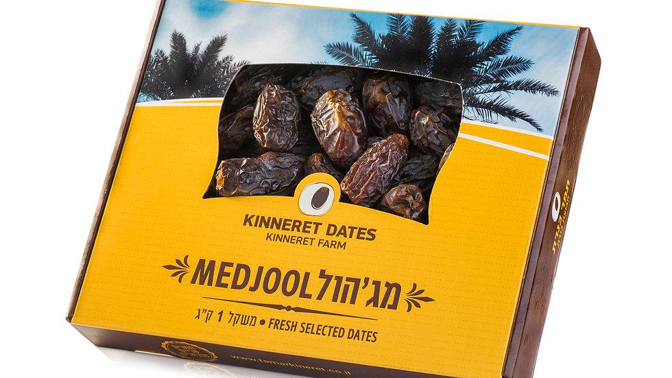 MEDJOOL DATES FROM KINNERET FARM