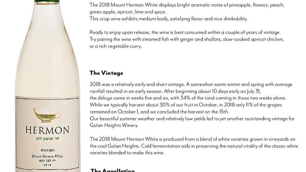 Mount Hermon White