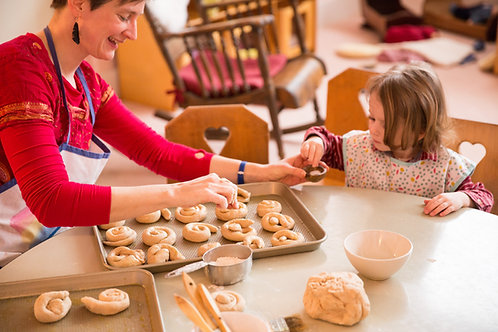 Little Ferns Parent & Child Class Session III TUESDAY (Jan 14- March 10)