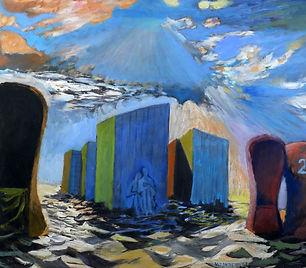 Nicolaas Wijnberg - Aan het strand, no. 21