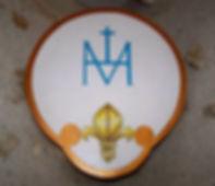 la médaille miraculeuse, Louis Chiren, Henri cinq de la Croix, sainte Catherine Labouré, sainte Marie mère de Dieu, immaculée conception