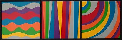 Sol LeWitt - 'Irregular Arcs, Bands and Loops'
