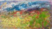 Anton Buytendijk, Amsterdam 1913-2002Amsterdam, 'Landschap Drôme, Frankrijk', olieverfop doek, 50 x 90cm., gesigneerd rechtsonder.