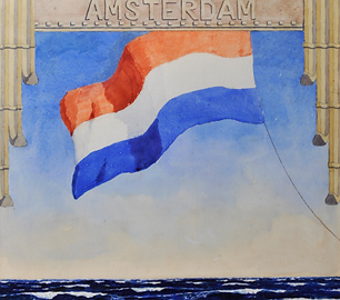Oscar Mendlik - Amsterdam