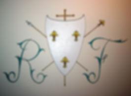 La Croix colonne vertébrale du Royaume de France, Henri V de la Croix, Marie-Julie Jahenny, la voile de l'Amour par Louis Chiren, le grand monarque