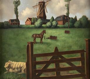 Toon van den Muijsenberg - Hollands land