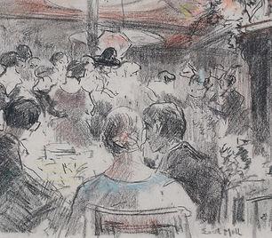 Evert Moll - Grand café