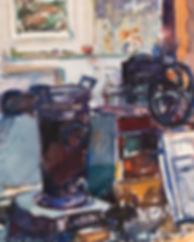 Kees Verwey - In 't atelier
