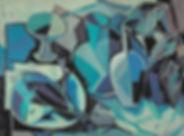Jaap de Carpentier - Kubistisch stilleven