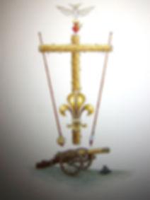 La guerre est à vos portes et vous ne priez pas par Louis Chiren, Croix de la Victoire, Colombe de l'Esprit Saint, la révolte du peuple de France en 2018, le roi du Sacré-Coeur