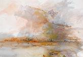Anton Buytendijk - Langs het IJselmeer