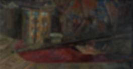 Henri Fréderic Boot - Stilleven met diverse attributen