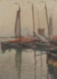 A.P. Schotel - Haven te Volendam