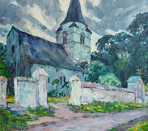 Alfred Pietercelie - Chappele St. Laurent