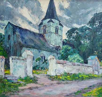 Alfred Pietercelie - Chappele St. Lauren