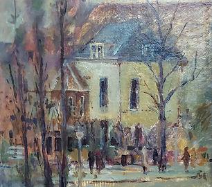 Poppe Damave - Kennemerplein Haarlem
