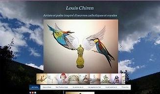 premier site de Louis Chiren