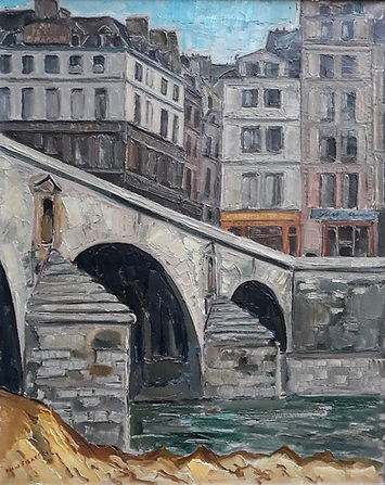 Dirk Filarski - Pont St. Marie