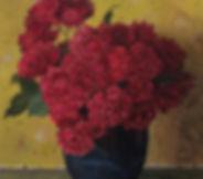 Jacob Nieweg - Vaas met rozen