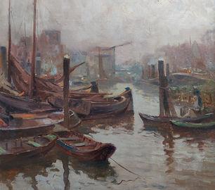 A.P. Schotel - De Nieuwe Haven (Dordrech