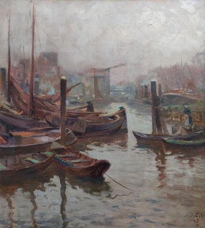 A.P. Schotel - De Nieuwe Haven (Dordrecht)
