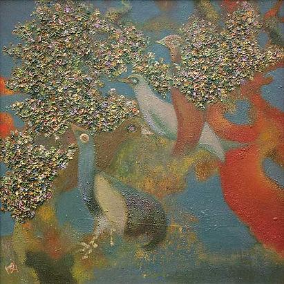 Dolf Henkes - Vogels aan de Linge.jpg