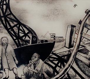 Dolf Henkes - Kolenrapers in de oorlog