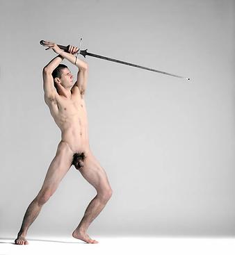 Ewoud Broeksma - De zwaardvechter